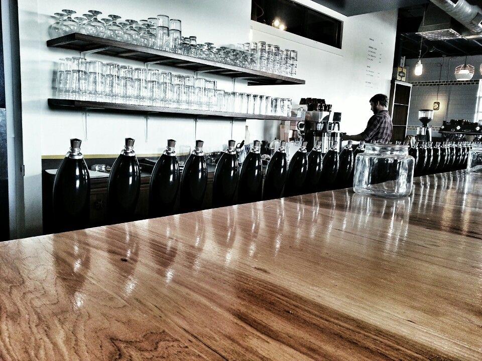 Wright Bros. Brew & Brew in Austin, TX Coffee shops
