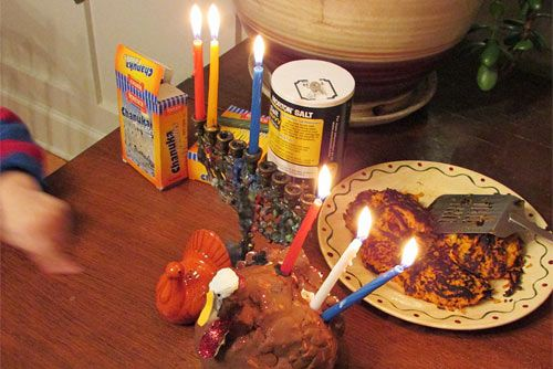 3 Ways to Take Advantage of #Thanksgivukkah and Other #Marketing #Opportunities