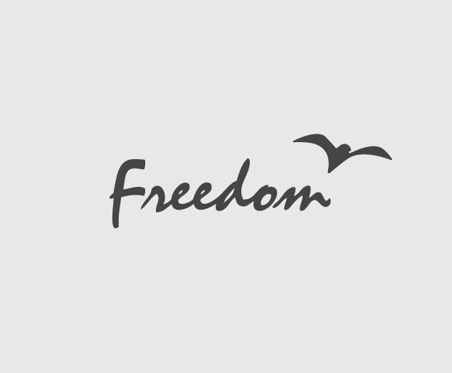 Freedom Travel Freedom Travel Freedom Graffiti Lettering