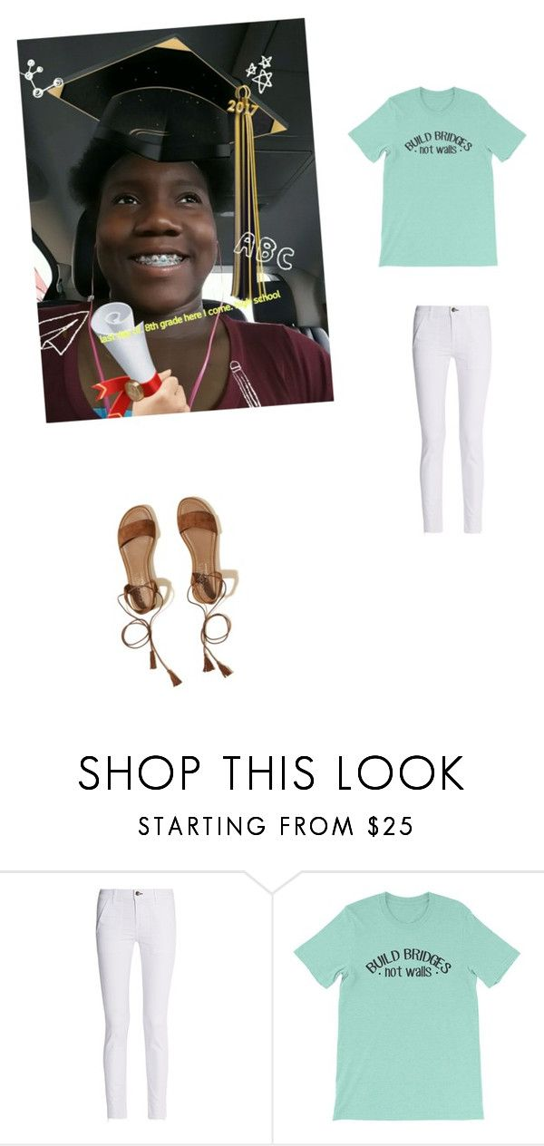 """my last day of 8th grade high. school. here I come😭😭😭😭😭"" by markesiakennedy ❤ liked on Polyvore featuring rag & bone and Hollister Co."