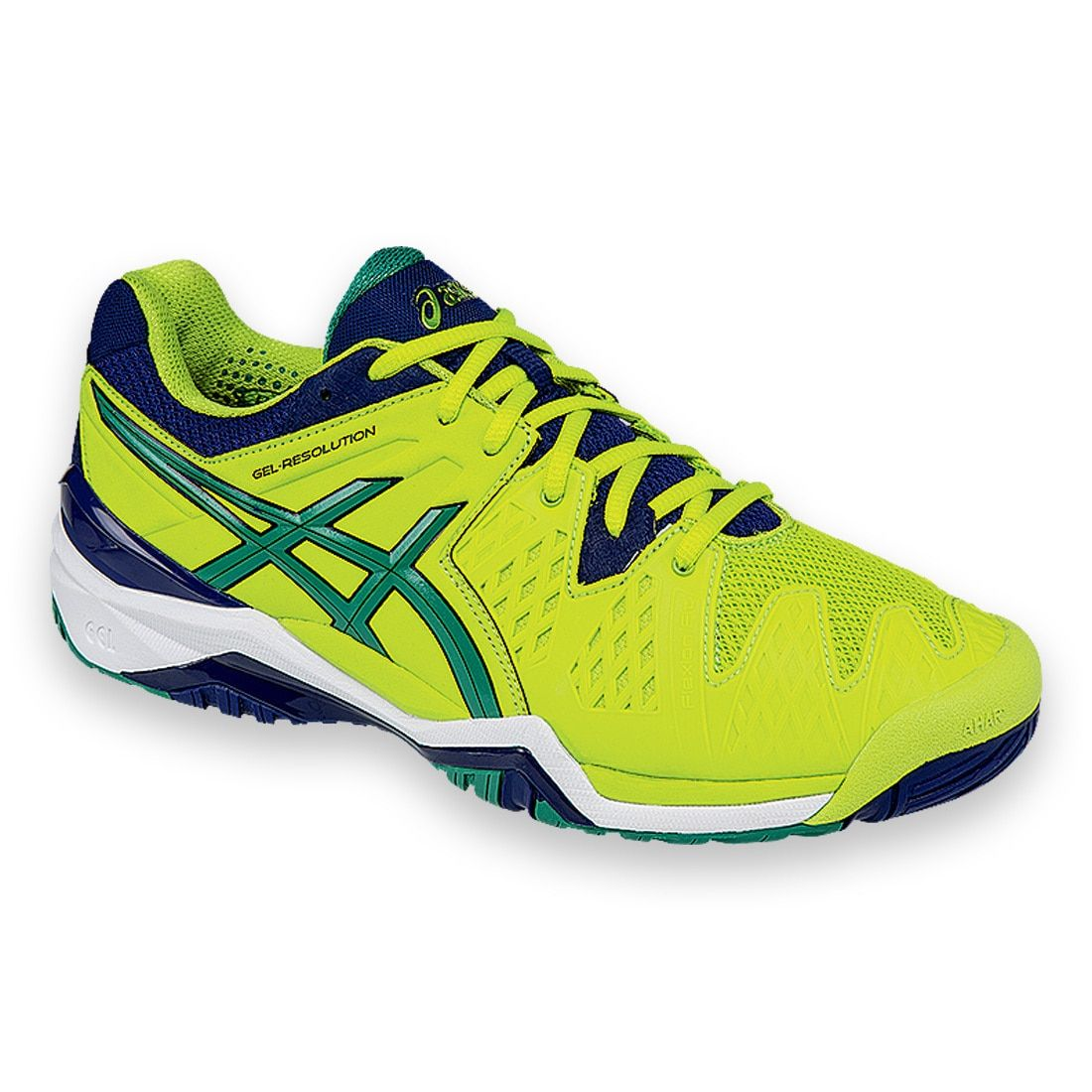 Asics Gel Resolution 6 Men's Tennis Shoe by Asics | Products ...