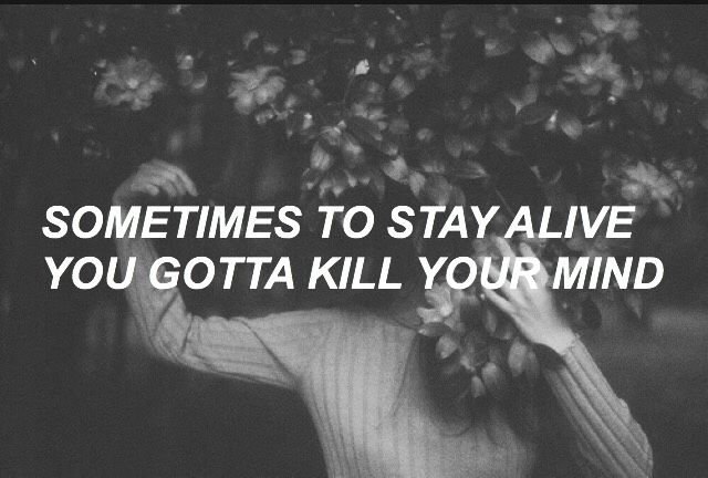 Migraine// Am I The Only One I Know Raging My Wars Behind