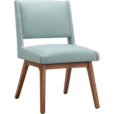 Fine Holmdel Mid Century Dining Chair Light Teal Project 62 Dailytribune Chair Design For Home Dailytribuneorg