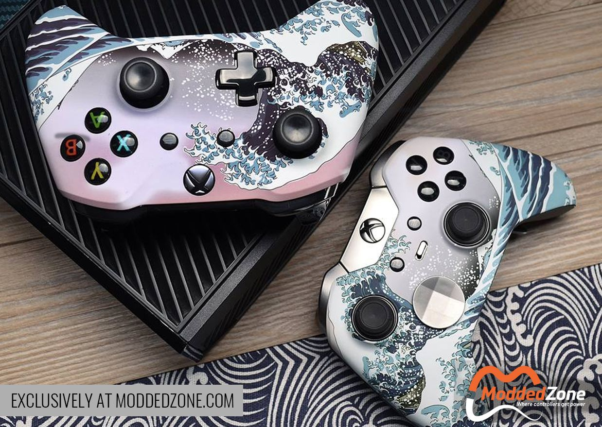 Custom Modded Controllers in 2019 | Customer Creations | Xbox one