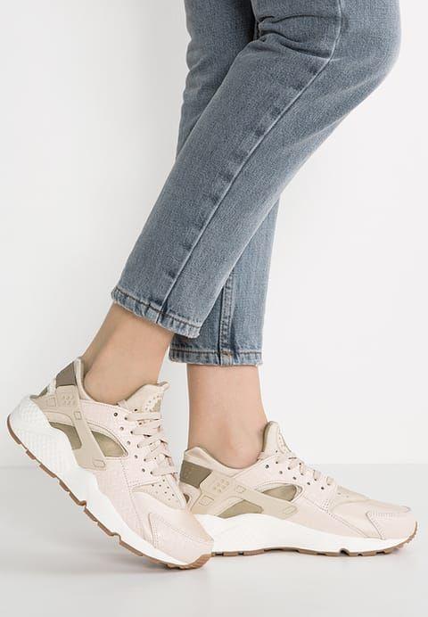 Nike Sportswear AIR HUARACHE RUN PRM Sneaker low oatmeal