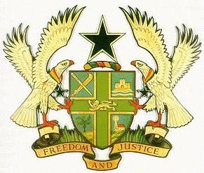coat of arms symbols meanings and pictures | coat of arms the coat of arms of ghana consists