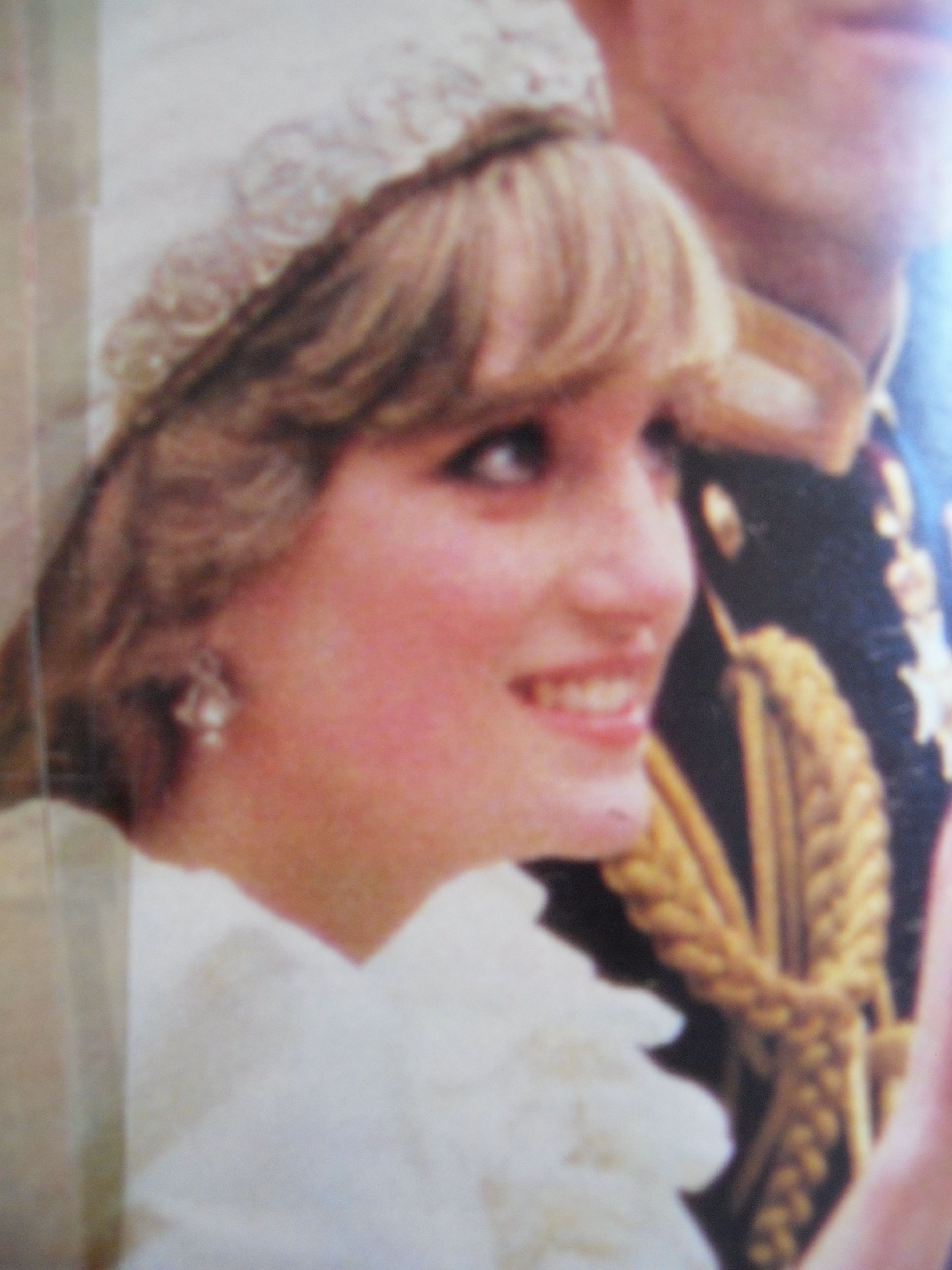 July 29 1981 Lady Diana Spencer marries Prince Charles at St