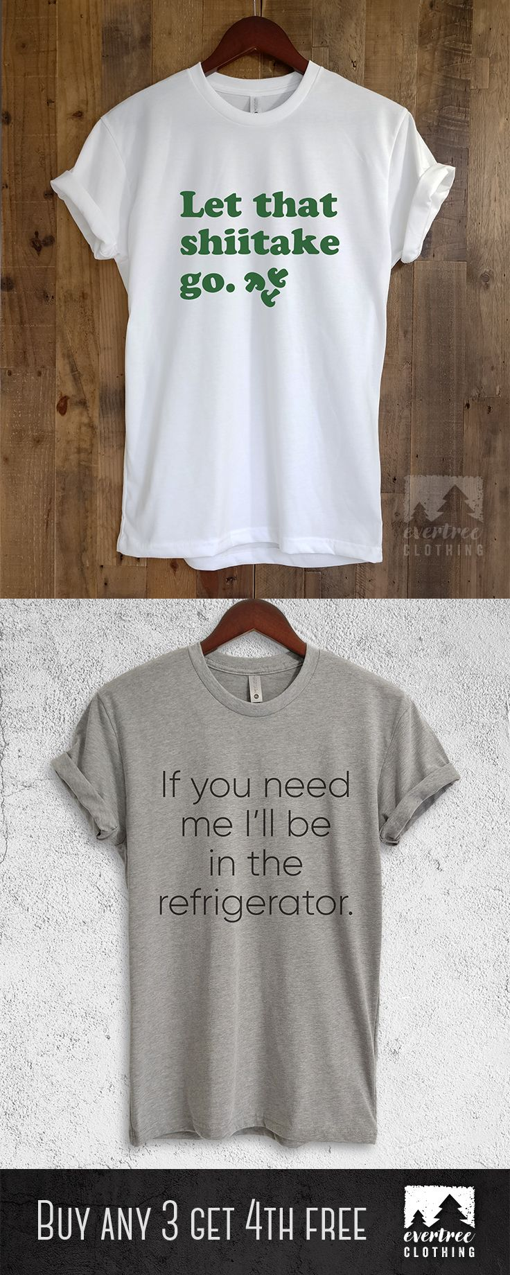 Funny T shirts & Tank Tops for Everyday Wear. Soft & Stylish