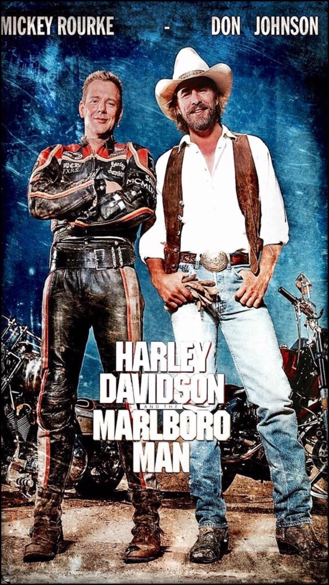 Pin By Debra Raney On Don Johnson Marlboro Man Biker Movies Don Johnson