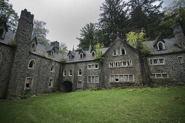 Dundas Castle castles Abandoned castles, Abandoned