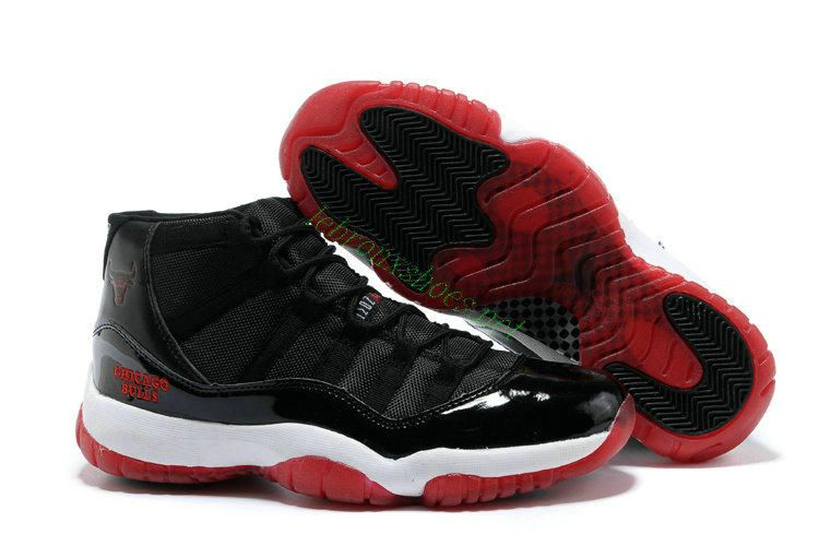 more photos 127ef 1c197 Buy Big Discount Nike Air Jordan 11 Mens Black White Red Shoes from  Reliable Big Discount Nike Air Jordan 11 Mens Black White Red Shoes  suppliers.