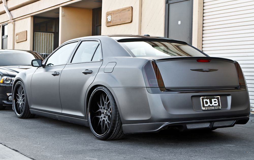 Matte 300c Chrysler 300 Chrysler 300 Custom Chrysler 300 Srt8