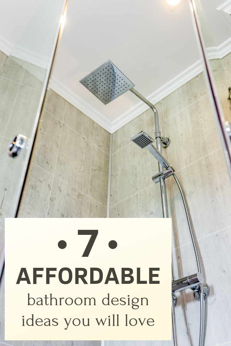 7 affordable bathroom design ideas first time home buyers - Renovating a bathroom what to do first ...