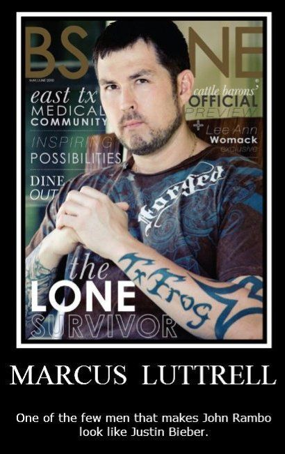Amazing man! Marcus Luttrell. True American Hero. | Heroes ...
