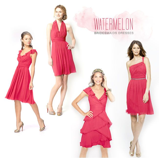 1000  images about Beach Wedding Color- Watermelon on Pinterest ...