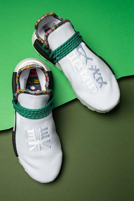 EE7583 adidas Originals x Pharrell PW Solar Hu NMD Inspiration Pack Ftwr White