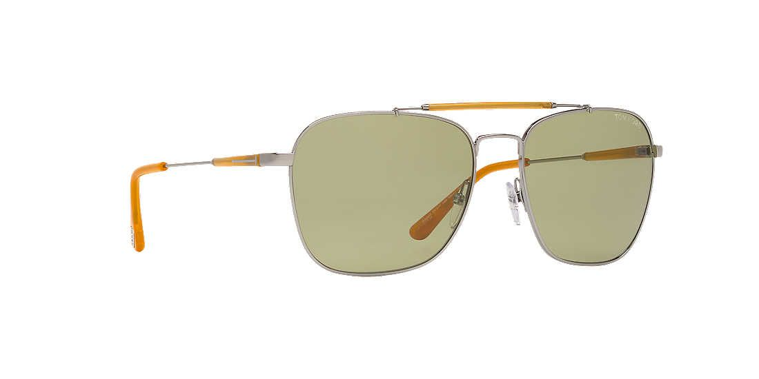 778ed6338433 Tom Ford FT0377 EDWARD 58 Green   Multicolor Sunglasses