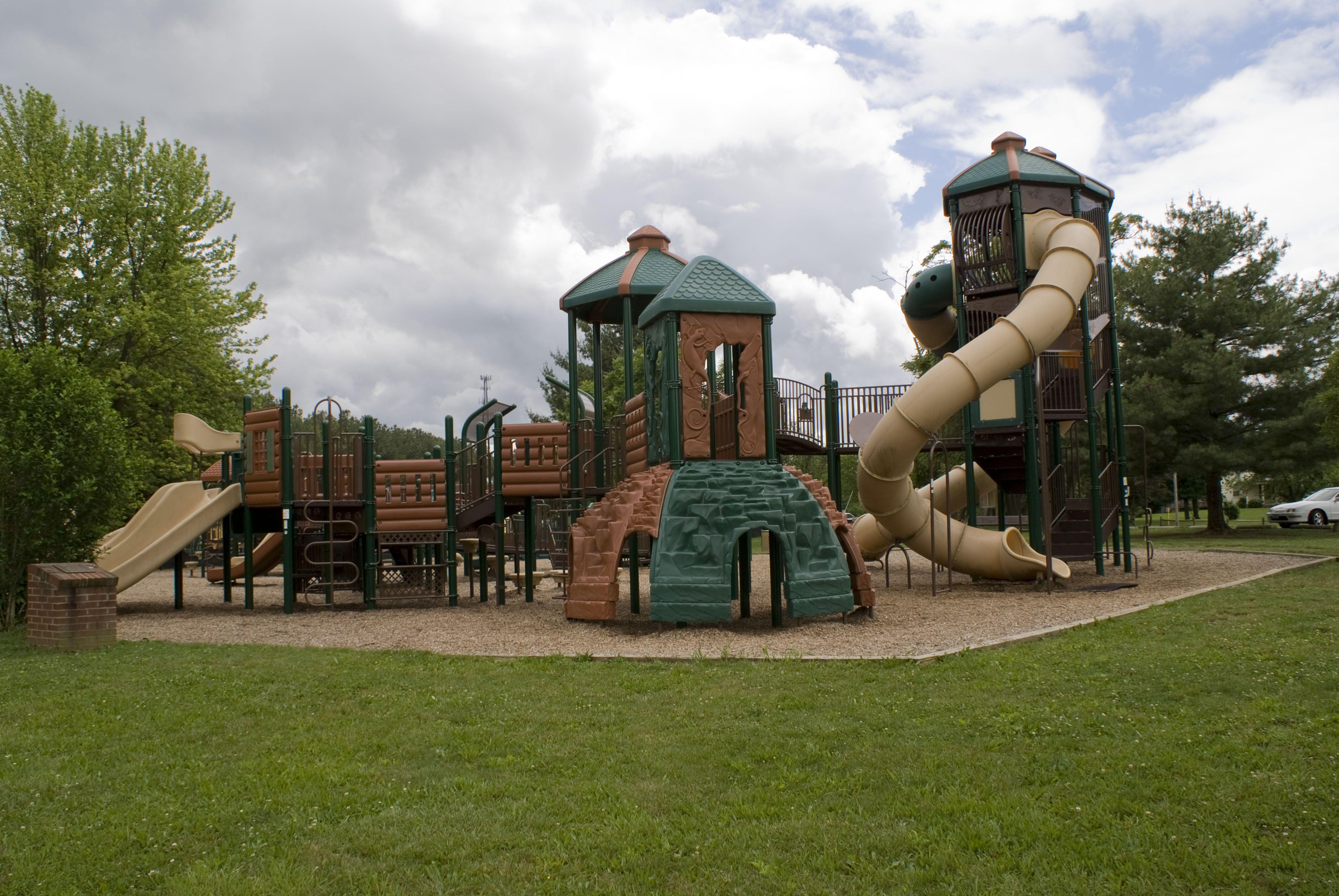 Chet Hobert Park play structure