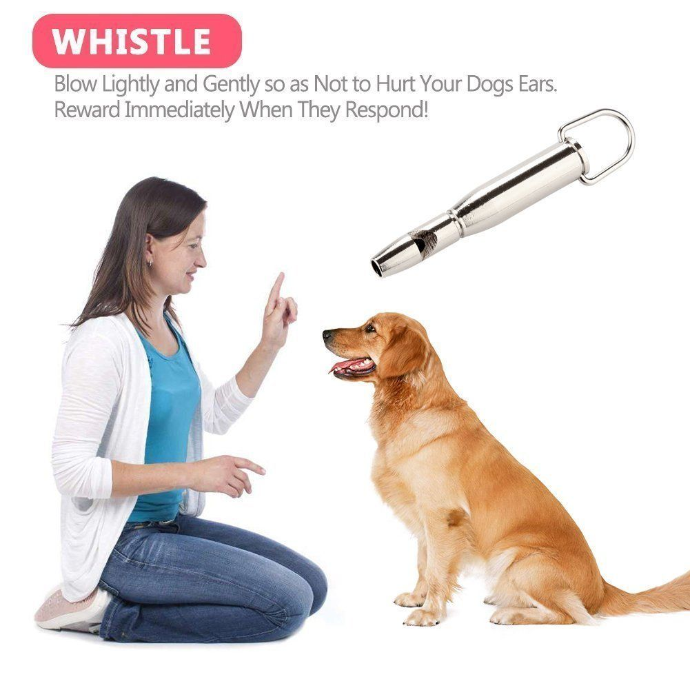 Shennosi Dog Whistle Training Your Dog To Stop Barking Adjustable
