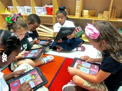 Technology In Elementary Classrooms : Ipads in the classroom technology ipads