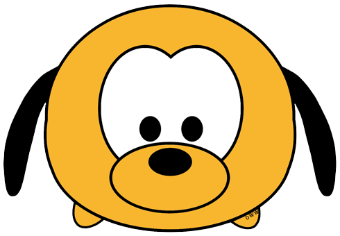 Www Disneyclips Com Imagesnewb3 Images Tsum Pluto Png Tsum Tsum Tsum Tsum Toys Disney Cuties