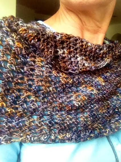 Serenity Crochet Cowl Pattern Only   Crochet Ponchos/Scarves/Cowls ...