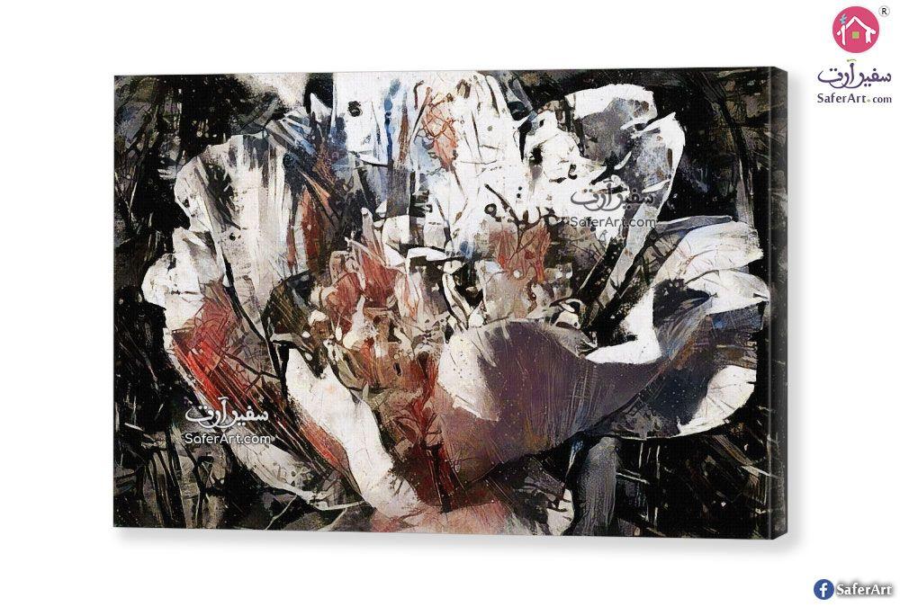 تابلوه مودرن تجريدي سفير ارت للديكور Abstract Painting Hipster Drawings Abstract