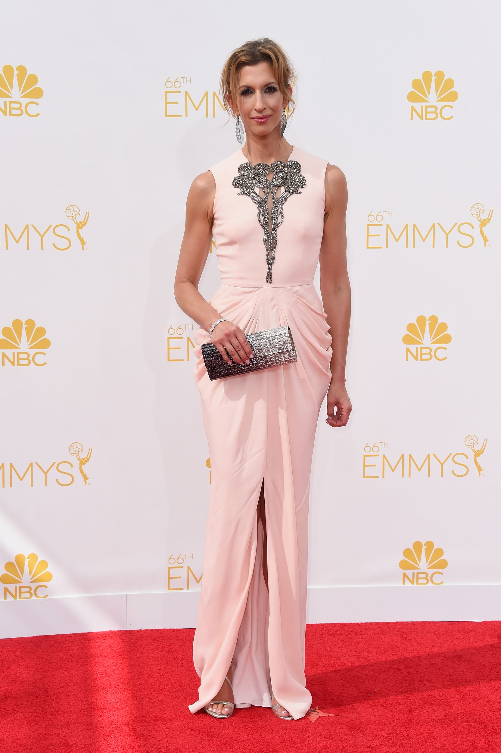 Red carpet arrivals at the 2014 Emmy Awards | Boda y Vestiditos