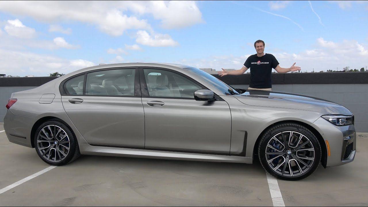 The 2020 Bmw 750i Is Bmw S New Flagship Luxury Sedan Bmw New Bmw Luxury Sedan