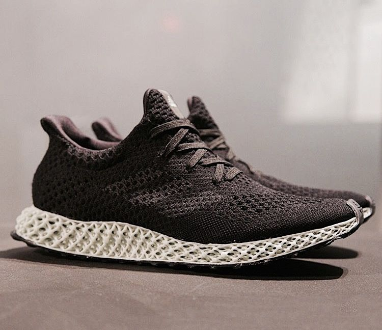 Adidas to Create Performance Footwear Using Light and Oxygen