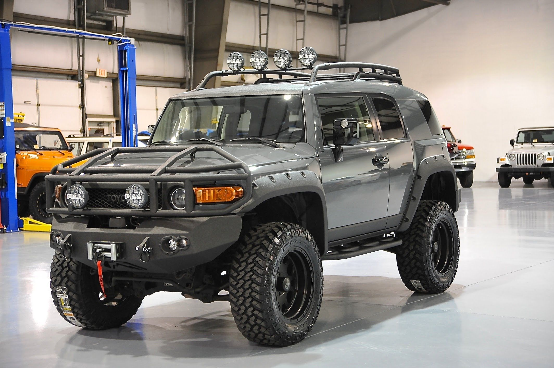 Davis autosports baddest fj cruiser on the market for sale