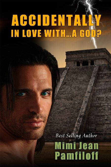 ACCIDENTALLY IN LOVE WITH...A GOD? -- (book 1) MimiJean is a hoot as a writer, love the sassy dialog and the story line had me reading till I finished!