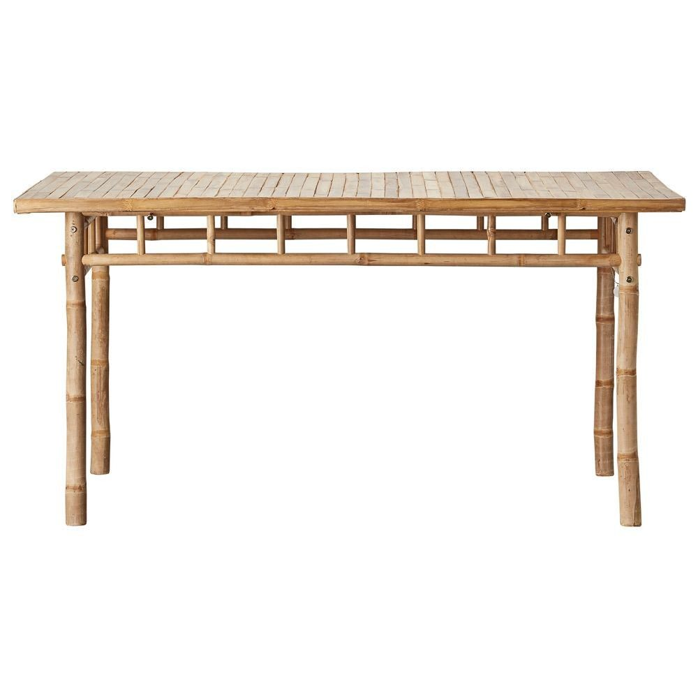 Lene Bjerre Mandisa Table Dining Table 150x80x75 Natural Bamboo