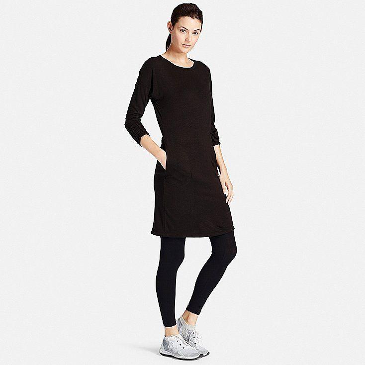 11fcdfca718d3 Women heattech extra warm lounge dress | Style | Fashion, Dresses ...