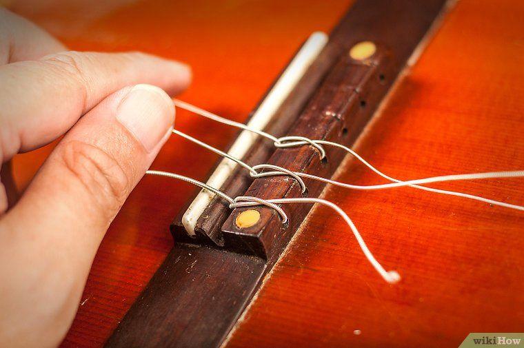 Change classical guitar strings classical guitar guitar