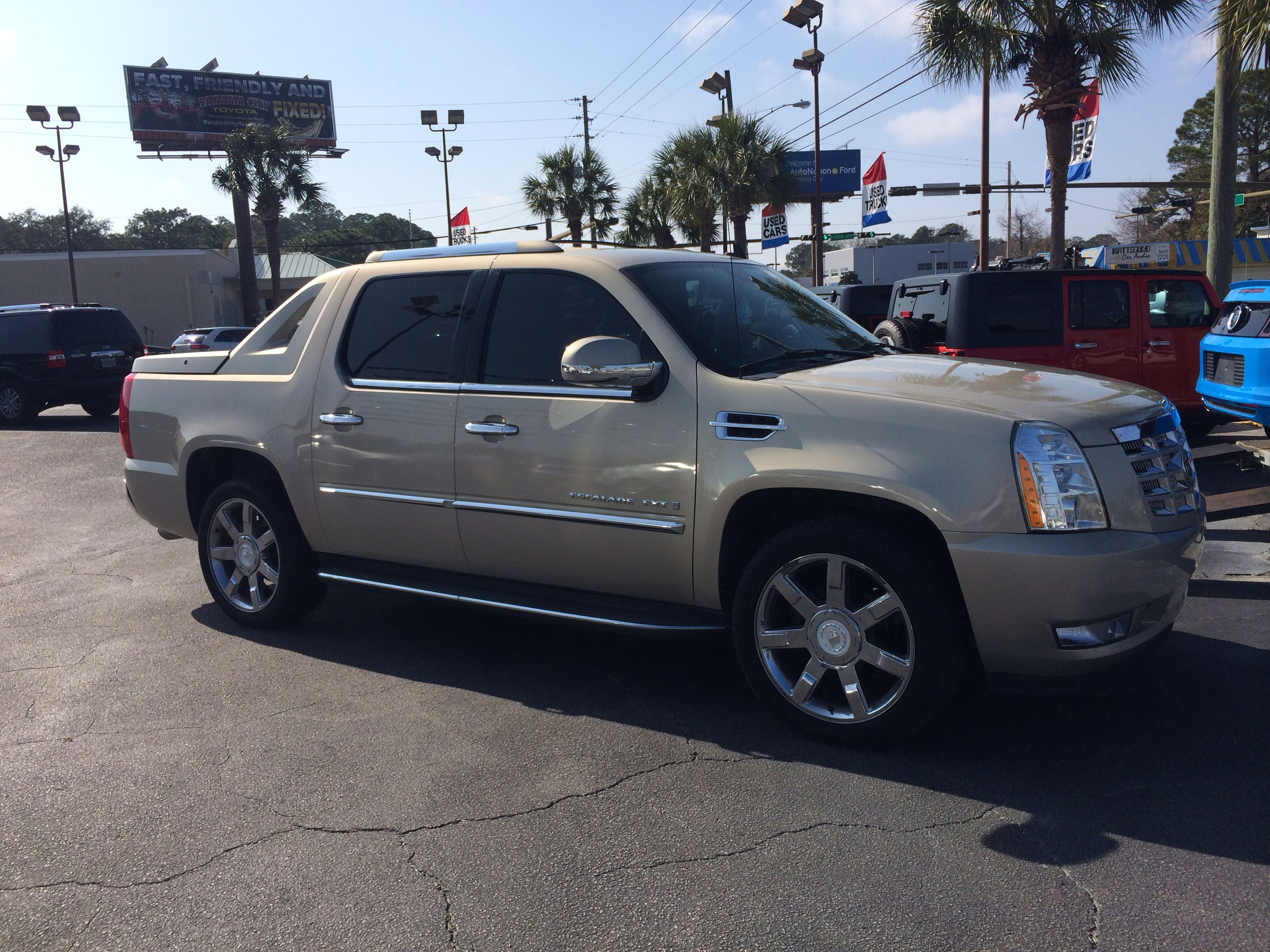 ext truck house escalade a of sale cadillac at auction for image luxury vicari pickup auctions