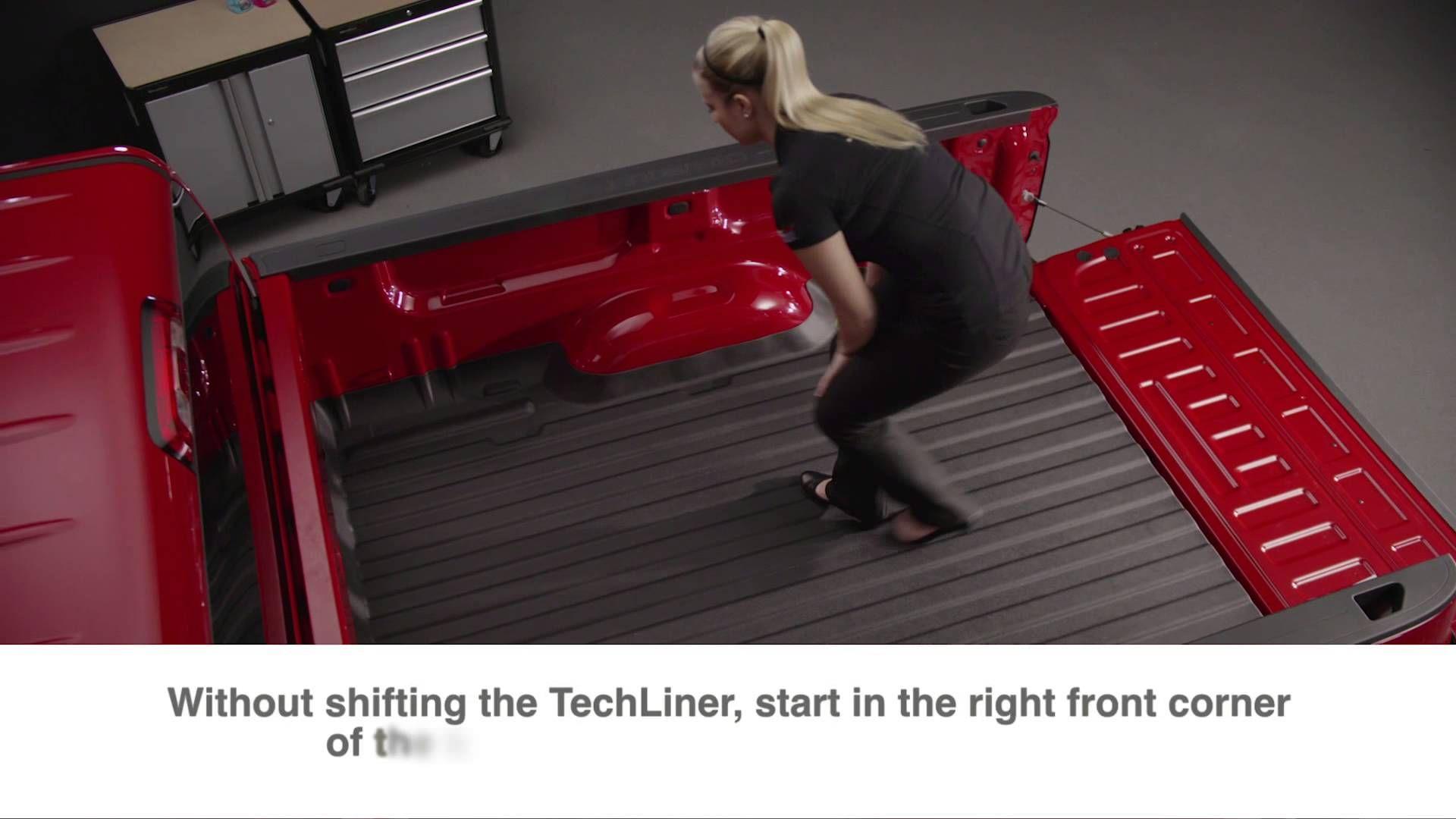 WeatherTech® TechLiner® Installation Video Weather tech