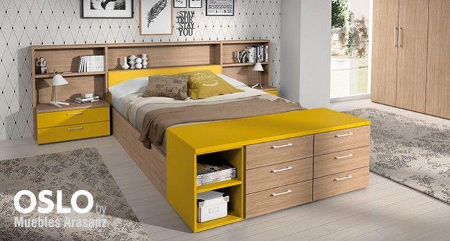 ▷ Dormitorios modernos de matrimonio en Valencia | Muebles Intermobel®