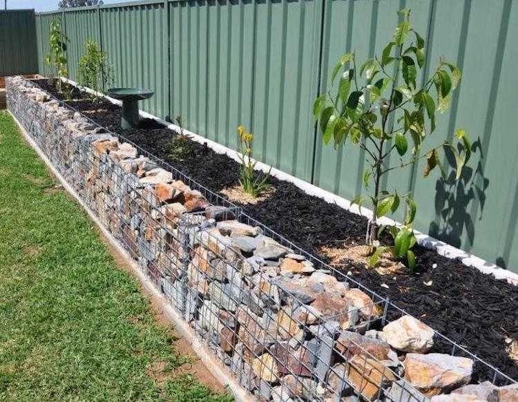 Comment structurer l\'espace outdoor grâce à la bordure pour jardin ...