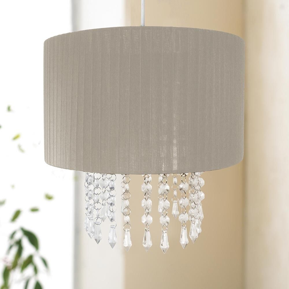 Sophisticated and feminine this light fitting features a a pretty lamp shades for chandeliers how to make the right choice lamp shades for chandeliers wholesale arubaitofo Images
