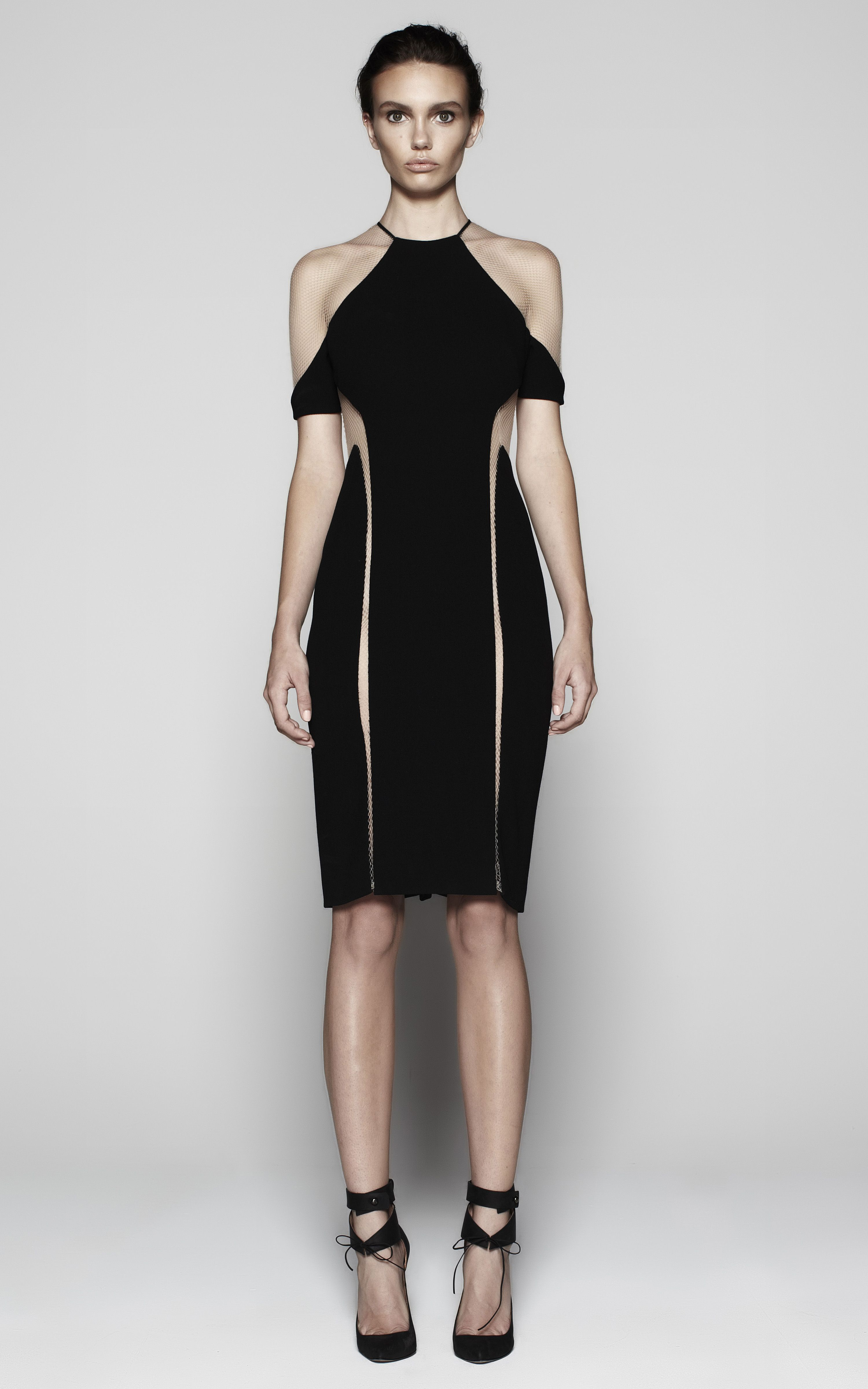 Shop Dion Lee Suspended Sleeve Dress at Moda Operandi | Dona | Pinterest