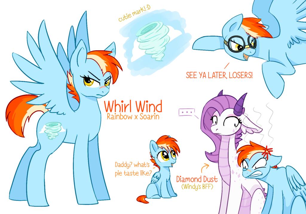 Whirl Wind Character Sheet by Deer-Wings on DeviantArt