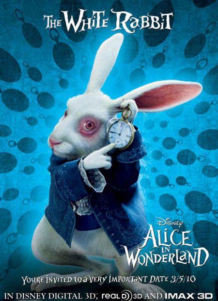 Lapin Alice Au Pays Des Merveilles : lapin, alice, merveilles, Lapin, Alice, Merveilles, Lapin,, Merveilles,