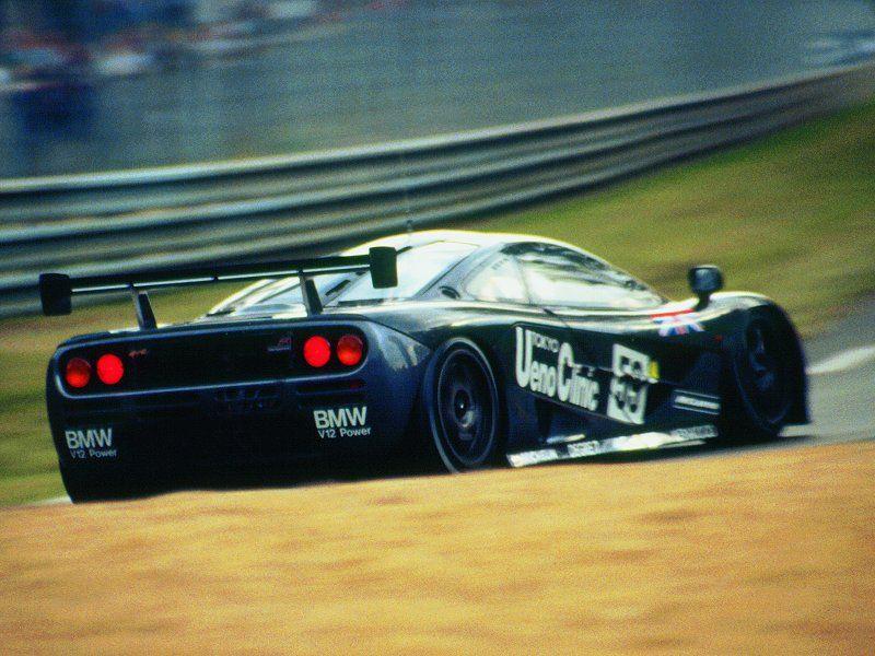 1995 McLaren F1 GTR Imagen | Cars of course | Pinterest | Mclaren f1 ...