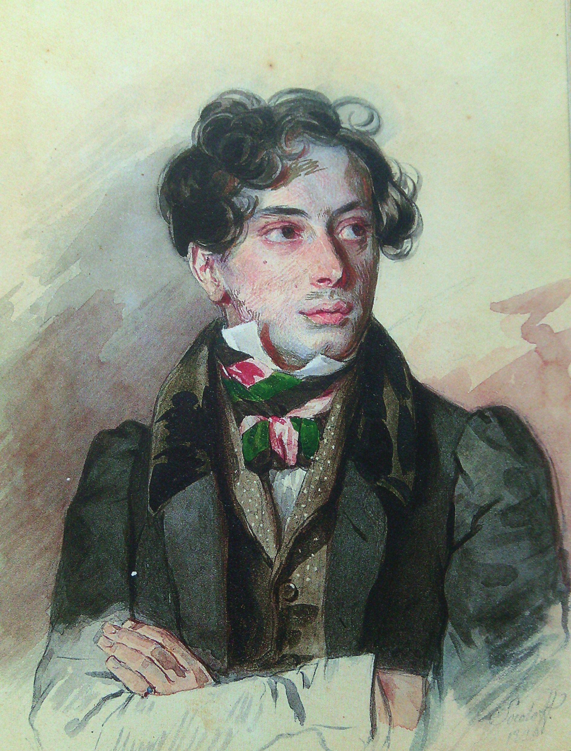 Alexandr Nikolaevich Chitrovo 1829