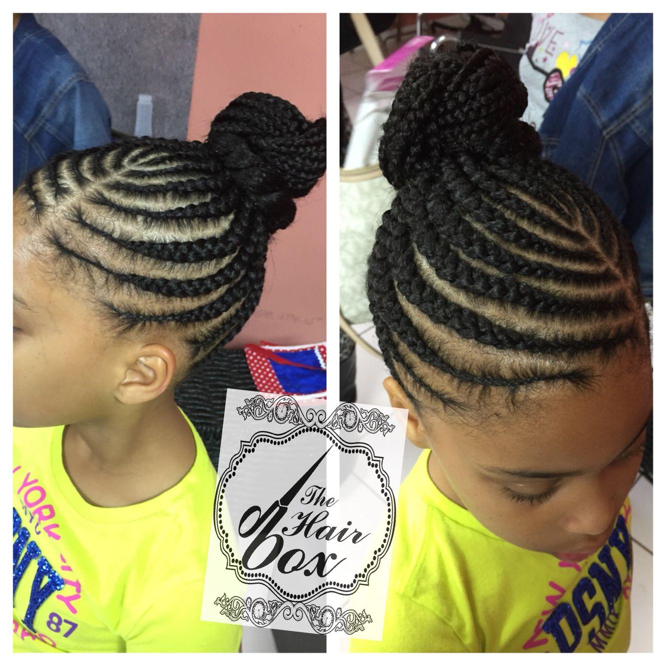 Kids Braids Braids Hair Styles Braids For Kids Hair
