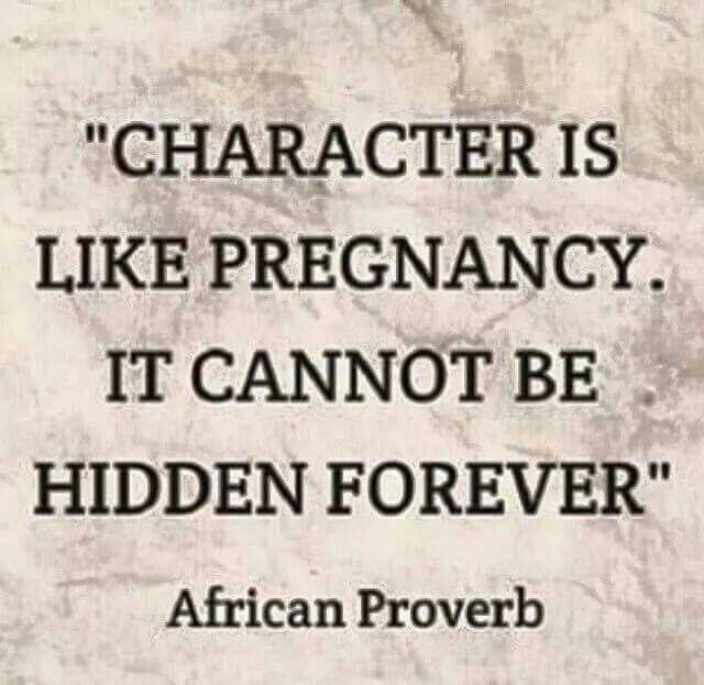 Proverbs Quotes, African Quotes