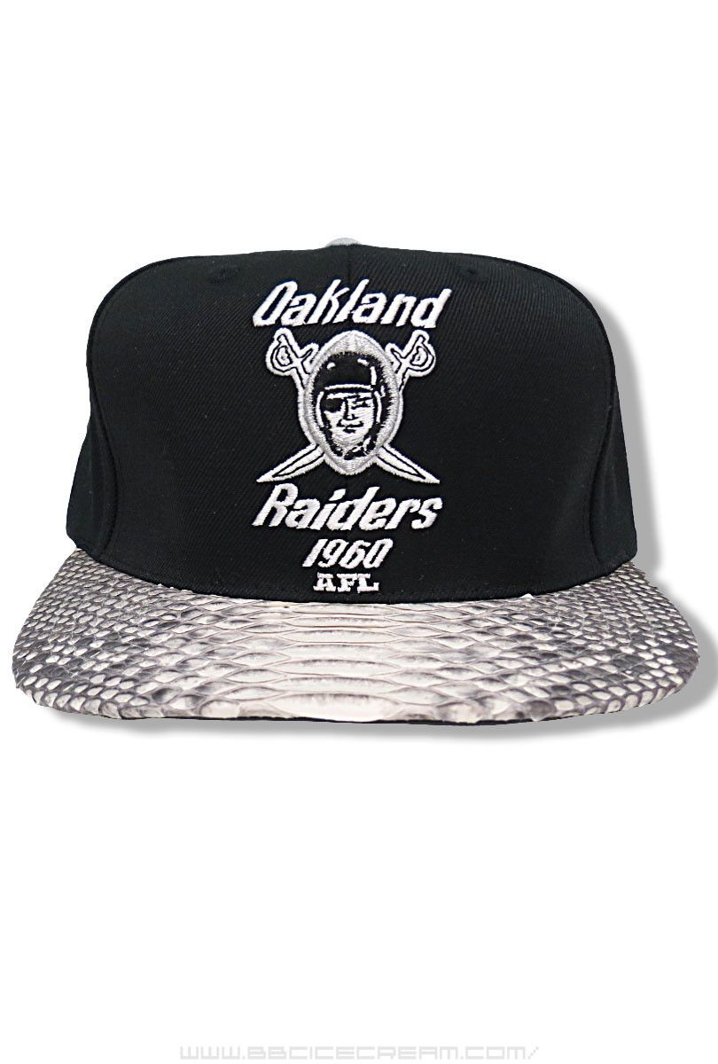 e6435d96c90 Just Don Raiders Hat