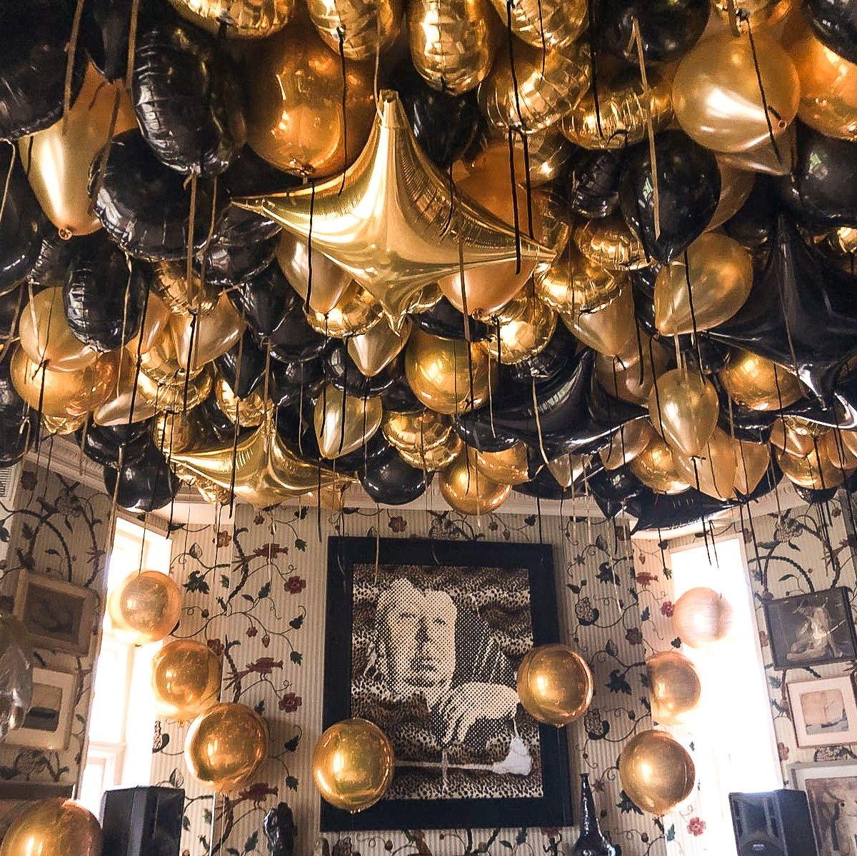Pin On Balloon Ceilings