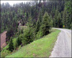 Route of the Hiawatha